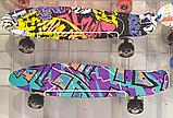 Скейт пенниборд скейтборд Penny Board, фото 3