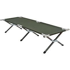 Кровать кемпинговая Highlander Aluminium Camp Bed Green (FUR041-GN)