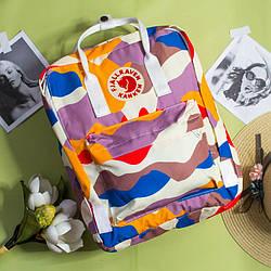 "Рюкзак ""KÅNKEN Art"" 5 Цветов Белый (38*28*14)"