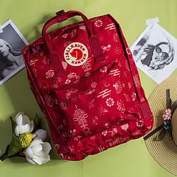 """Рюкзак """"KÅNKEN Art"""" 5 Цветов Красный (38*28*14)"""