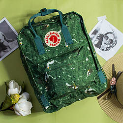 "Рюкзак ""KÅNKEN Art"" 5 Цветов Зеленый (38*28*14)"