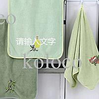 Кухонное полотенце микрофибра Оливки (5)