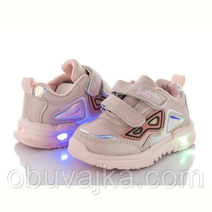 Спортивне взуття оптом Дитячі кросівки 2021 оптом від фірми BBT (22-27), фото 2