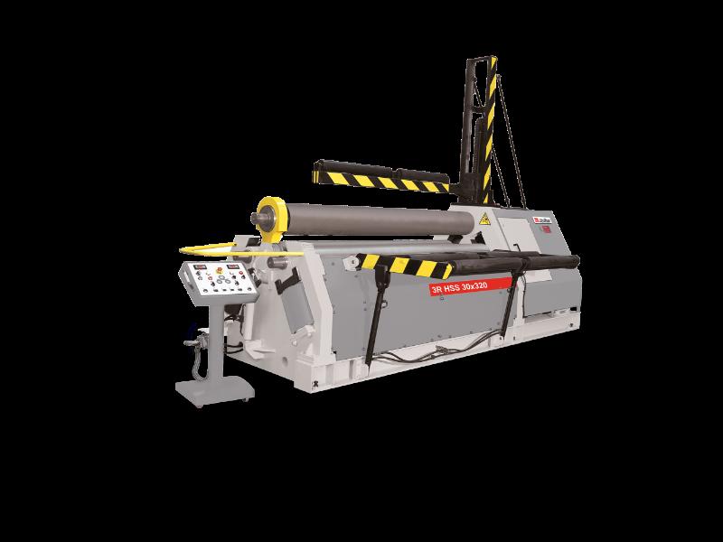 3-валковый гибочный станок Isitan 3R HSS 30-350