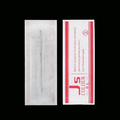 Голки для перманентного макіяжу універсальні 1R, red