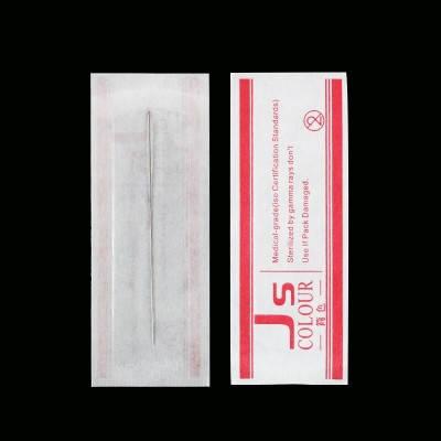 Голки для перманентного макіяжу універсальні 1R, red, фото 2