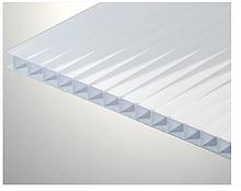 Сотовый поликарбонат ТМ Oscar 6мм опал (белый) 2100х6000мм