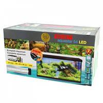 Аквариумный комплект EHEIM aquastar 54 LED черный, фото 2