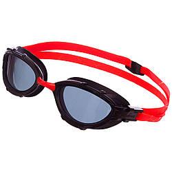 Очки для плавания planeta-sport MadWave TRIATHLON M042704 Красный ES, КОД: 2354445