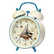 """Часы-будильник """"Морское приключение"""" (рандомный выбор дизайна)"""