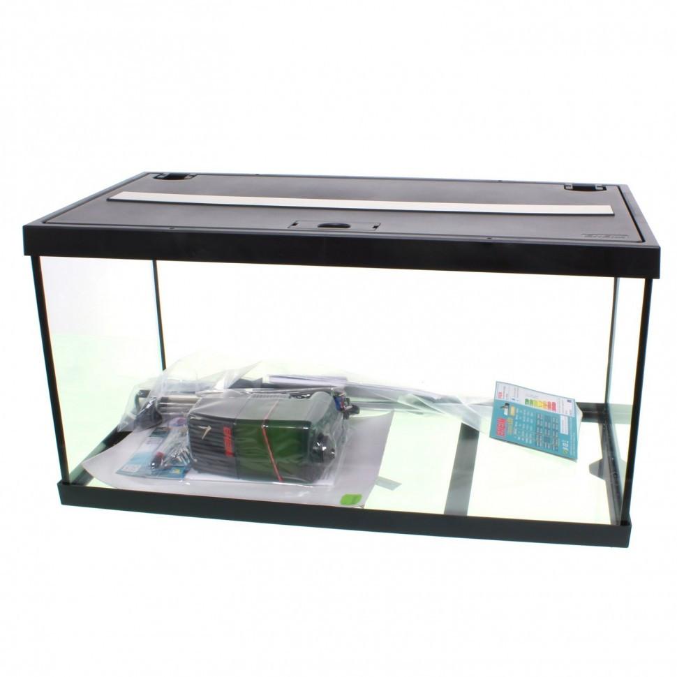 Аквариумный комплект EHEIM aquastar 54 LED черный