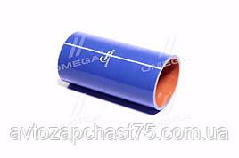 Патрубок интеркулера Зил 5301 силиконовый (производитель Tempest, Тайвань)
