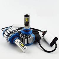 Светодиодные автомобильные лампы T1-HB4, 9006, Turbo Led