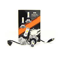 Автомобильные Led лампы H7 6500K 3800 Lm S9