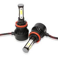 Комплект автомобильных Led ламп F7 H7