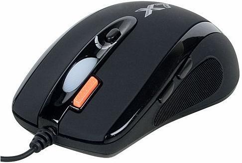 Миша A4Tech X-718BK USB Black (4711421758994)