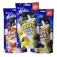 Ласощі для котів Felix Party Mix 60г