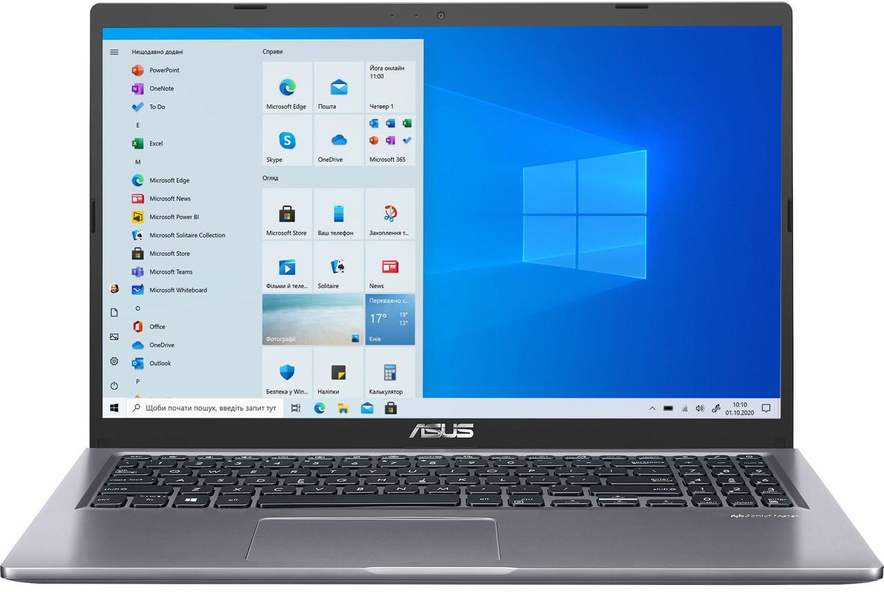 Ноутбук ASUS Laptop M515DA-BR667T Slate Grey ліцензійна windows 10