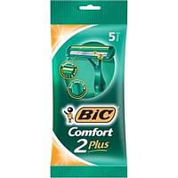 Набір одноразових станків для гоління BiC Comfort 2, 5 шт