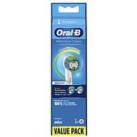 Насадка для зубної щітки Braun Oral-B Precision Сlean Improved, 4 шт
