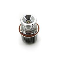 LED(Marker) Galaxy BMW E39-E87 YELLOW 2*20w, фото 1