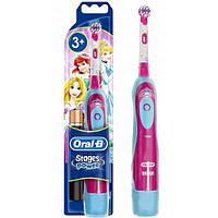 Електрична зубна щітка ORAL-B BRAUN Power Stage Disney Princess