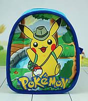 Детский рюкзак покемон Пикачу, 24 см., фото 1
