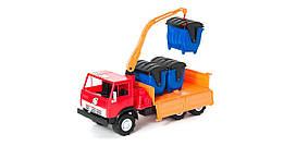Машинка дитяча бортова Х3 280