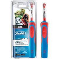 Електрична зубна щітка ORAL-B BRAUN Power Stage/StarWars, 1 шт