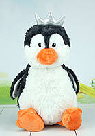 Мягкая игрушка пингвин, 28 см., фото 1