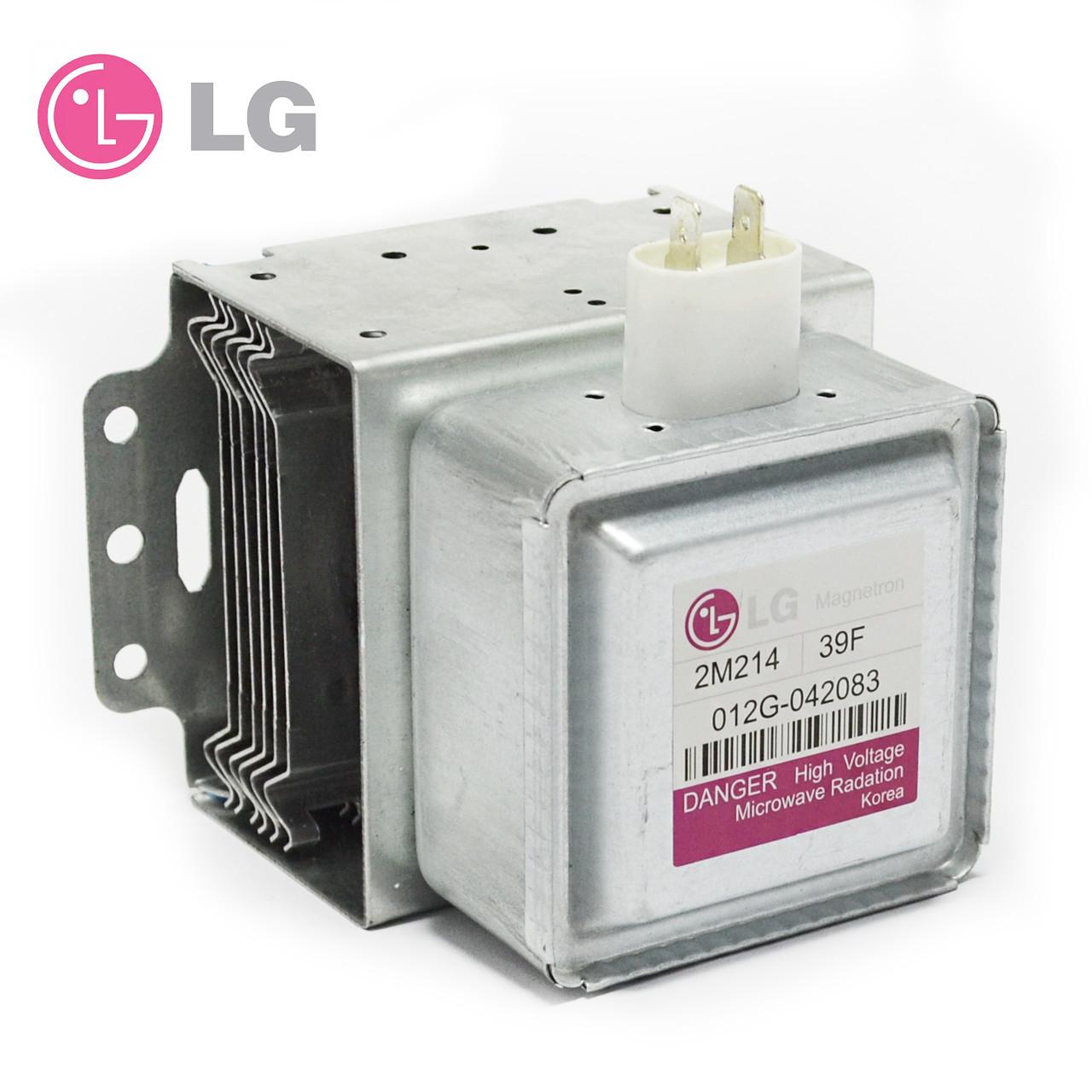 Магнетрон для микроволновой печи Lg 2M214 39F, Witol 2M218J