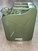 Канистра металическая объемом 20 литров(STARPARTS)