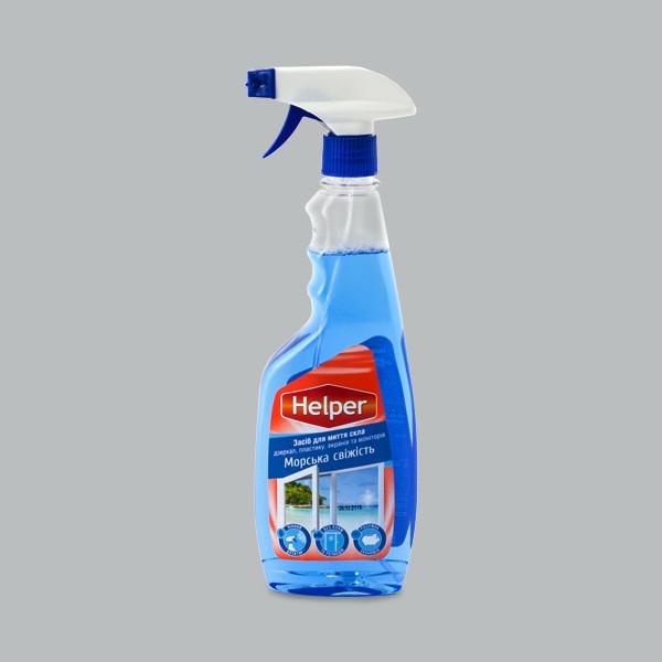 HELPER Засіб для миття скла