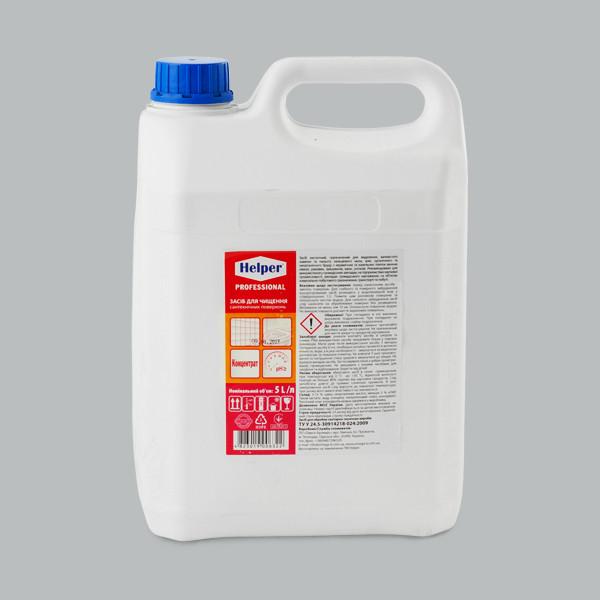 HELPER Professional Засіб для чищення сантехнічних поверхонь