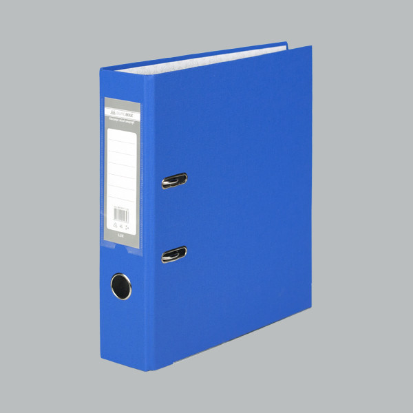 Папка-регистратор А4 синяя 70 мм