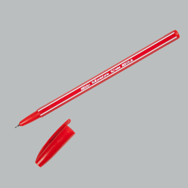 Ручка АН-555 красная