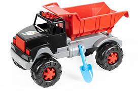 Машинка дитяча вантажівка Інтер 191 Оріон велика