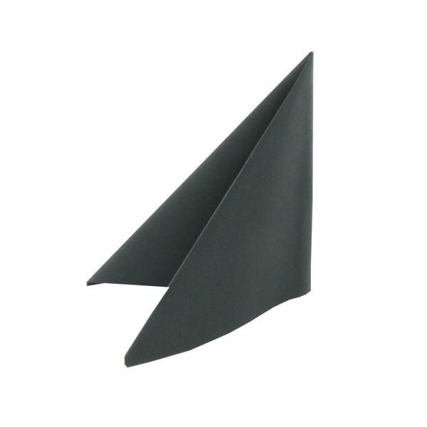 Салфетки 33*33 2 слоя чёрные 250 шт