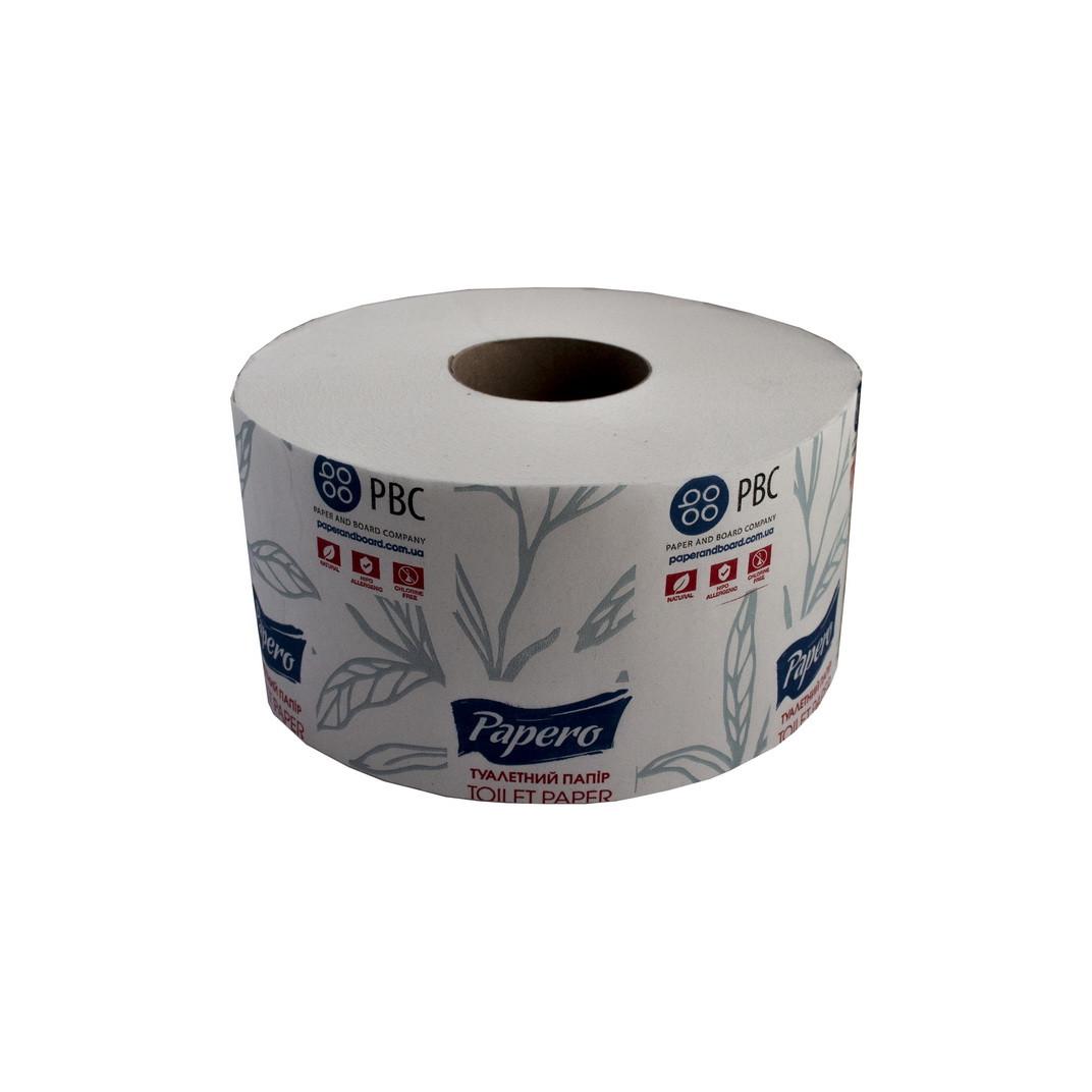 Туалетний папір Jambo-Luxe (100м) D-19, d-6, h-10