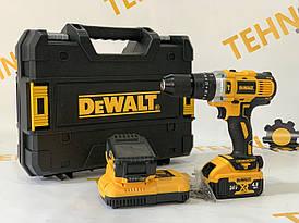 Ударный шуруповёрт -  DeWALT-DCD-791 24-В 4,0 а/ч аккумуляторный шуруповёрт.