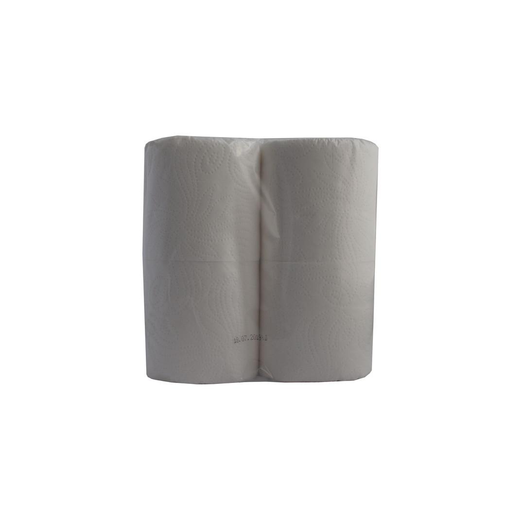 Туалетная бумага Soft Standart 4шт 15м