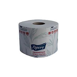 Туалетная бумага белая на гильзе 50м