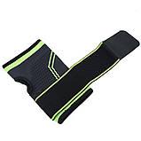 Еластичний бинт на руку високоеластичний бандаж для фітнесу пов'язка на зап'ясті бандаж для занять в тренажерному залі, фото 6
