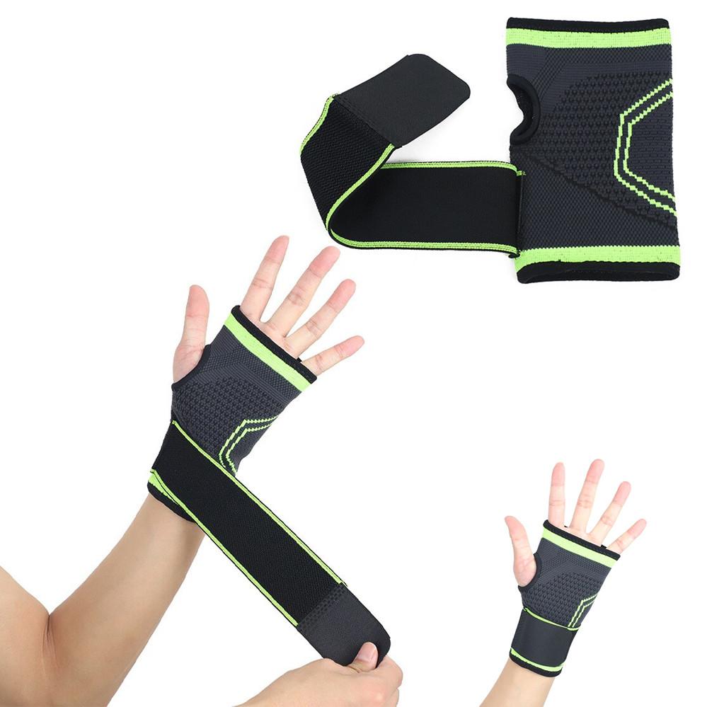 Еластичний бинт на руку високоеластичний бандаж для фітнесу пов'язка на зап'ясті бандаж для занять в тренажерному залі