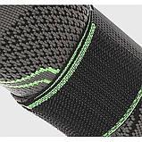 Еластичний бинт на руку високоеластичний бандаж для фітнесу пов'язка на зап'ясті бандаж для занять в тренажерному залі, фото 8
