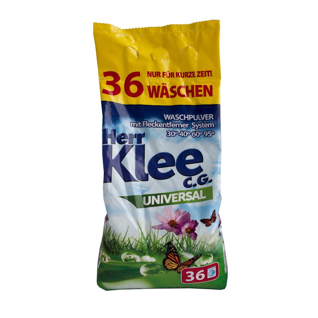 """Порошок пральний """"KLEE"""" Універсал 3 кг."""