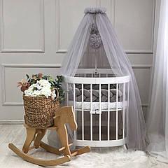 Балдахін для дитячого ліжечка