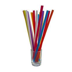 Трубочки Ассорти Фреш  прямые 21 см 500 шт