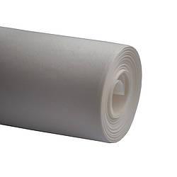 Бумага пергаментная белая 50м*38см рулон силикон
