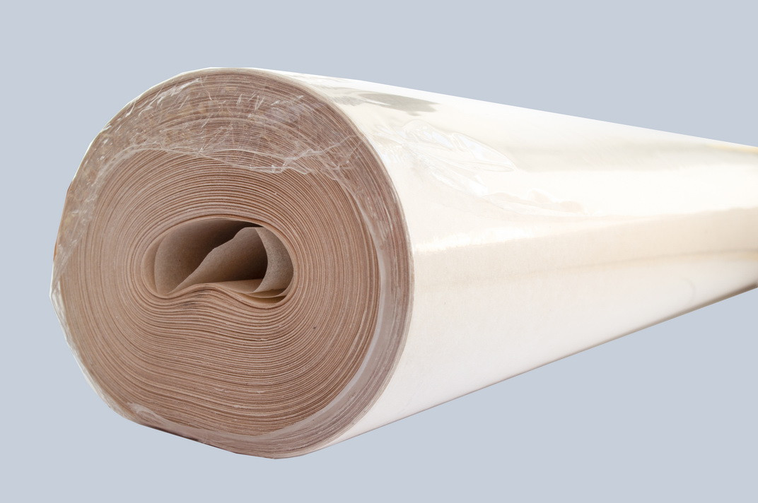 Бумага пергаментная коричневая Д  420*100м